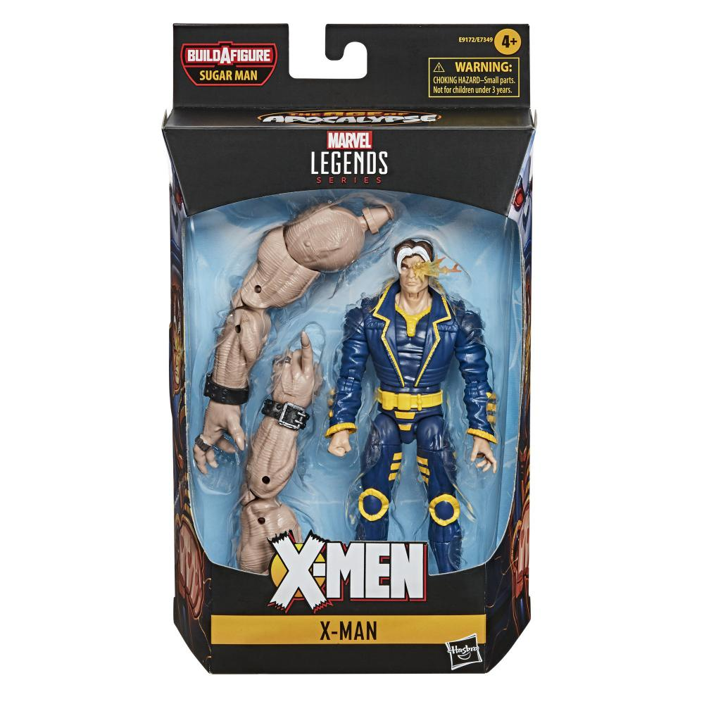 Action Figure Nate Grey