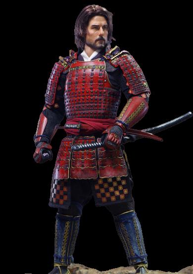 Action Figure Nathan Algren: O Último Samurai (The Last Samurai) PG06 (Escala) 1/6 - Pangaea Toy