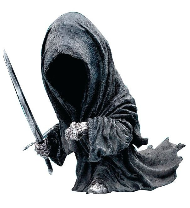 Action Figure Nazgul: O Senhor dos Anéis (The Lord of the Rings) Defo-Real Series - Star Ace