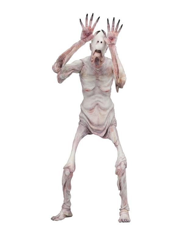 Action Figure Pale Man: O Labirinto do Fauno (Pan's Labyrinth) Signature Collection - Escala: 1/10 - Boneco Colecionável - NECA