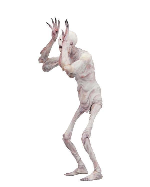 Action Figure Pale Man: O Labirinto do Fauno (Pan's Labyrinth) Signature Collection - Escala: 1/10 - Boneco Colecionável - NECA