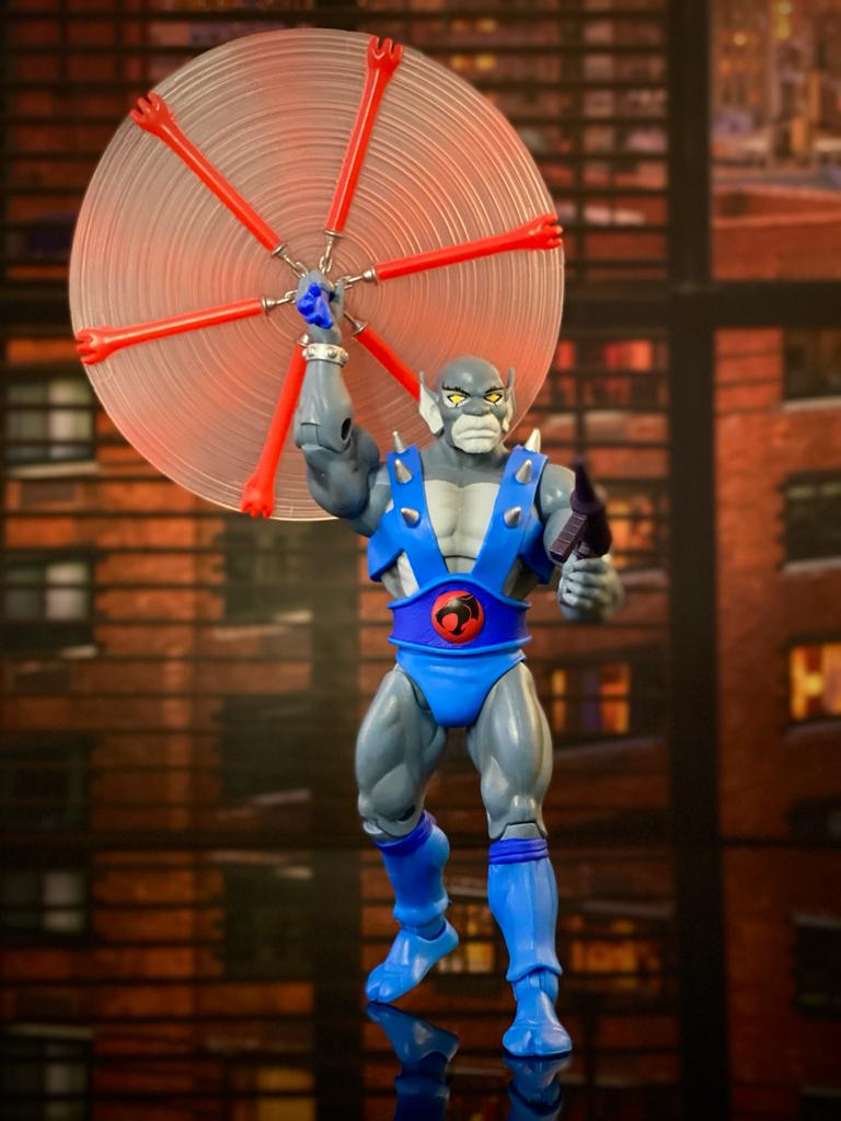 Action Figure Panthro Ultimate: Thundercats - Super7