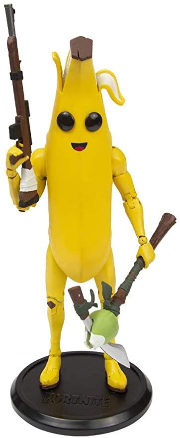 Action Figure Peely: Fortnite (Boneco Colecionável) - Mcfarlane Toys