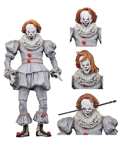 Action Figure Pennywise Ultimate Well House 7