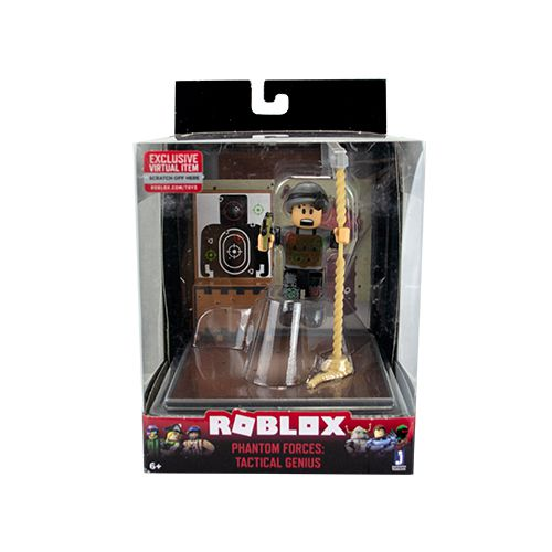 Action Figure Phantom Forces (Tactical Genius) (Miniplaysets) : Roblox - Sunny