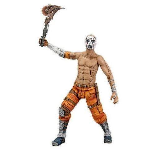 Action Figure Psycho Bandit: Borderlands (Boneco Colecionável) - NECA