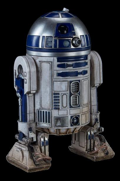 Action Figure R2-D2 (Deluxe): O Retorno Do Jedi (Return of The Jedi) Star Wars - Escala 1/6 - Sideshow Collectibles