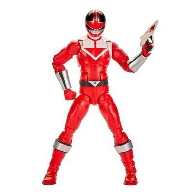 Action Figure Ranger Vermelho (Force Time Red): Power Rangers (Lightning Collection) - Hasbro