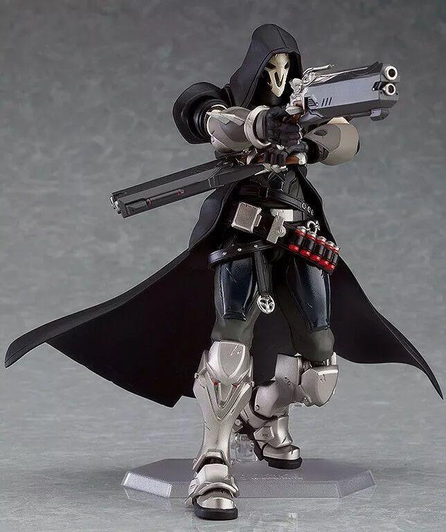 Action Figure Reaper: Overwatch (Boneco Colecionável) - Figma