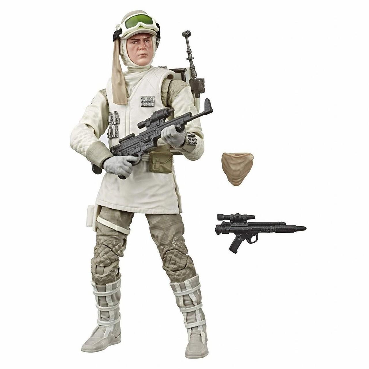 Action Figure Rebel Soldier: Star Wars (The Black Series) (40 Anos O Império Contra-Ataca)  (40th The Empire Strikes Back) E8078  - Hasbro