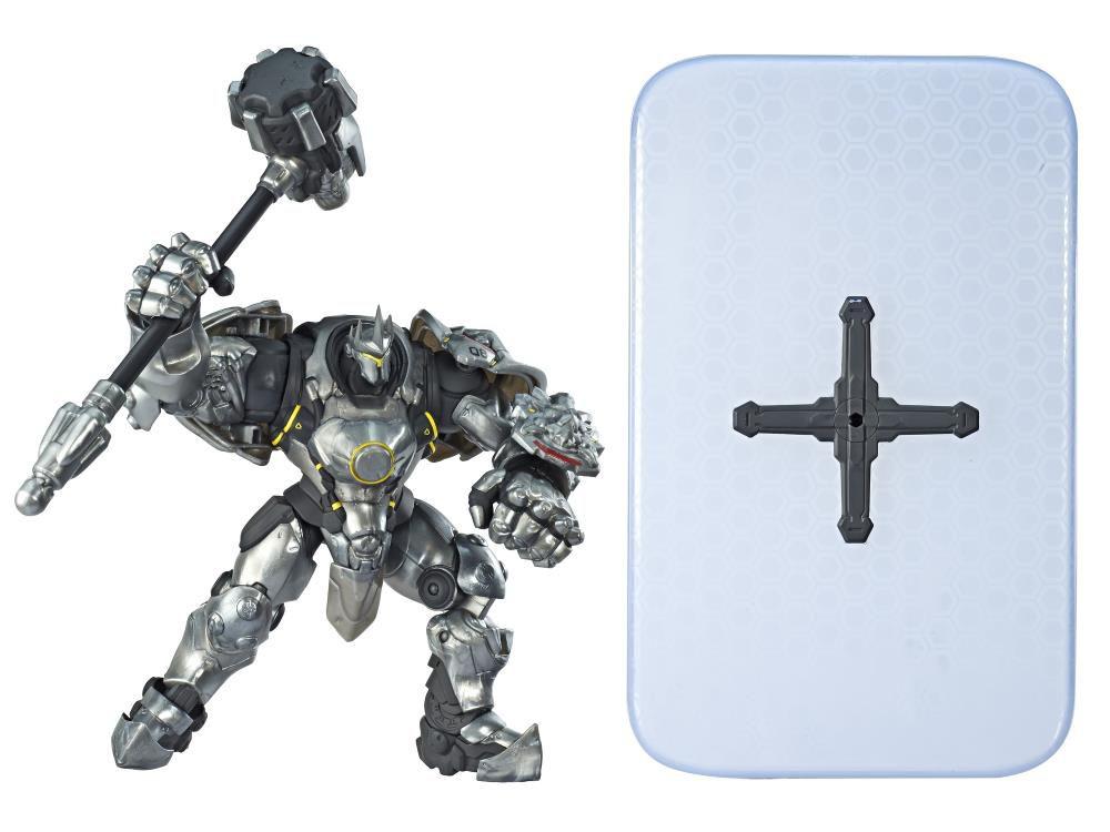 Action Figure Reinhardt: Overwatch Ultimate (Boneco Colecionável) - Hasbro