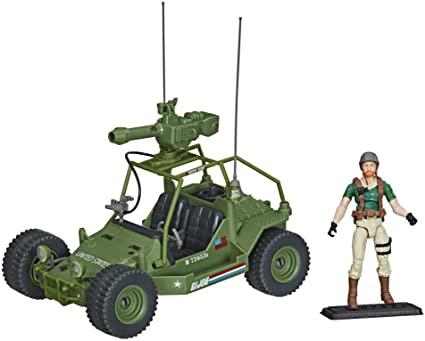Action Figure Retro Veiculo A.W.E Striker: G.I Joe - Hasbro