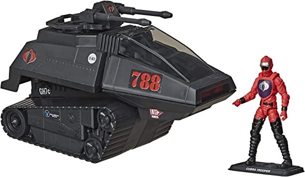 Action Figure Retro Veiculo Cobra H.I.S.S.: G.I Joe - Hasbro