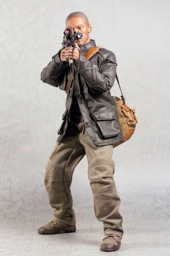 Action Figure Robert Neville: Eu sou a Lenda Escala 1/6 - Subway
