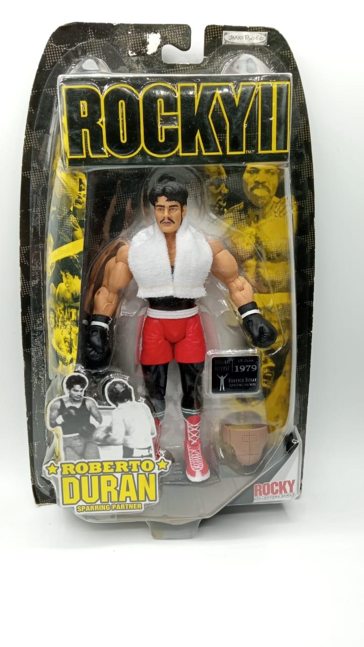 Action Figure Roberto Duran (Sparring): Rocky II