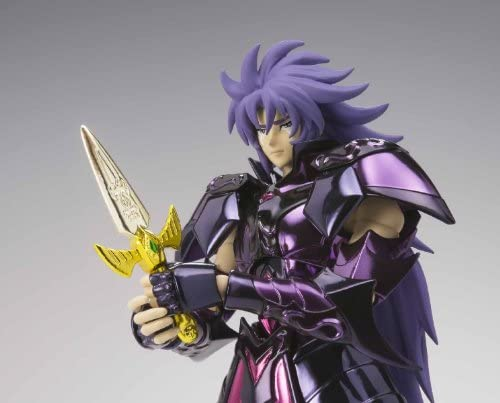 Action Figure Saga de Gêmeos Gemini Saga Sapure Surplice Os Cavaleiros do Zodíaco A Saga De Hades Saint Seiya Cloth Myth EX - Bandai - Anime Mangá