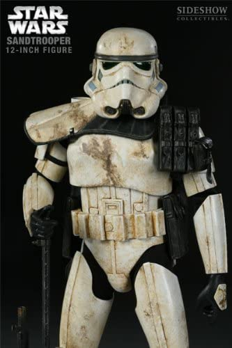 Action Figure Sandtrooper Desert Sands Detachment: Militaries Of Star Wars Escala 1/6 - Sideshow Collectibles