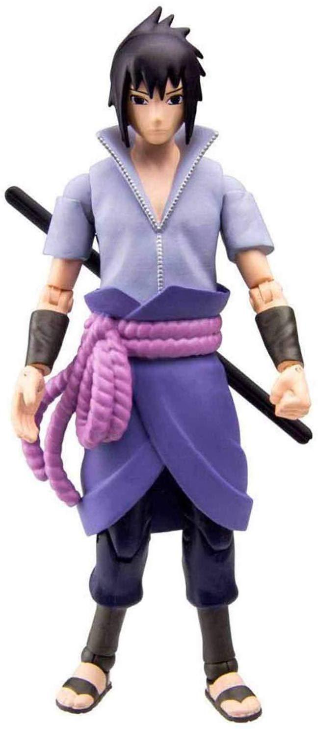 Action Figure Sasuke: Naruto Shippuden (Boneco Colecionável) - Toynami