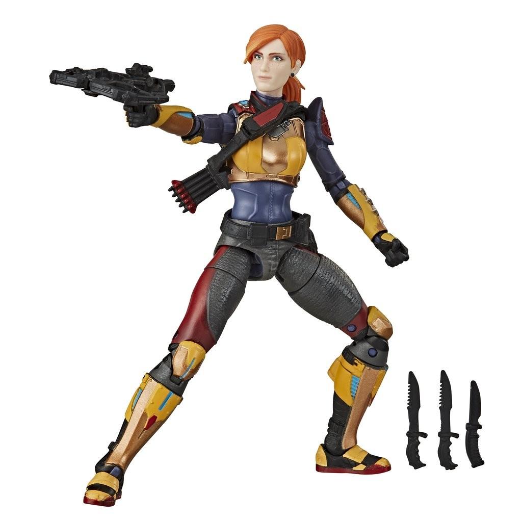 Action Figure Scarlett: Classified Series G.I JOE - Hasbro