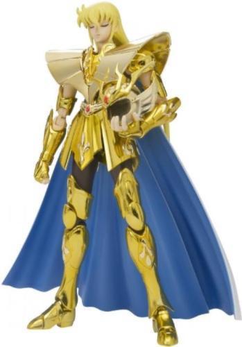 Action Figure Shaka de Virgem (Virgo Shaka): Os Cavaleiros do Zodíaco (Saint Seiya) Cloth Myth EX - Boneco Colecionável - Bandai