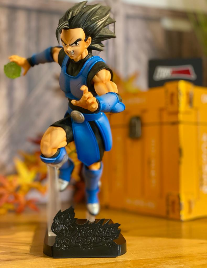 Action Figure Shallot (Legend Battle): Dragon Ball Super - Boneco Colecionável - Banpresto