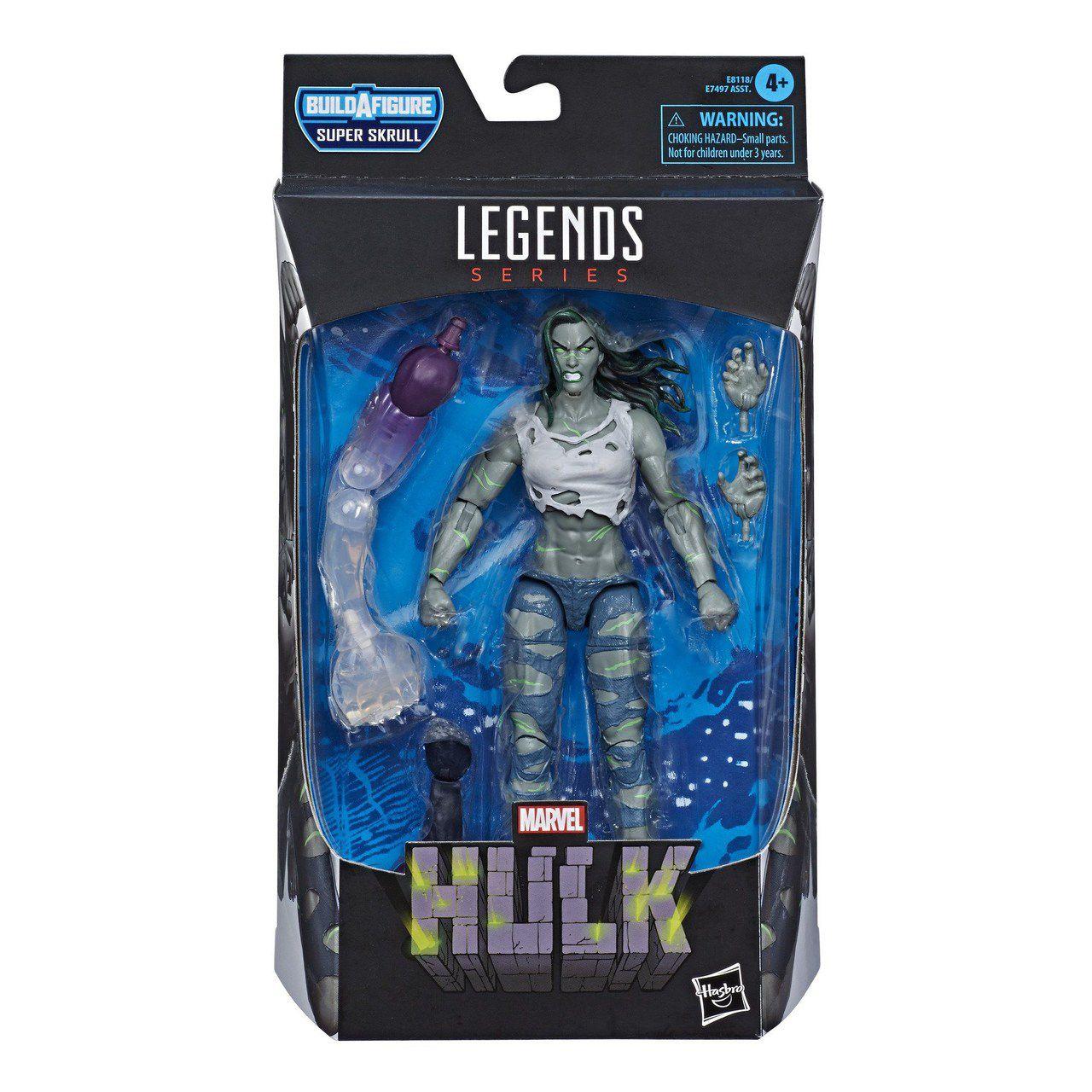 Action Figure She-Hulk: Hulk (Marvel Legends Series) - Hasbro