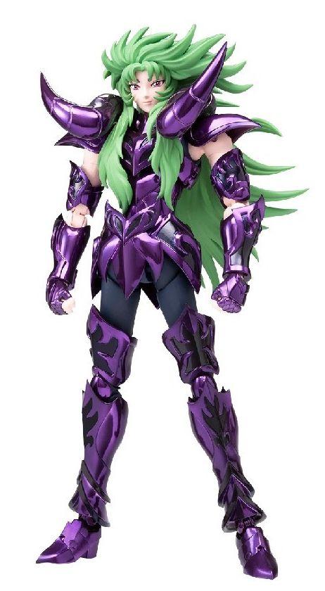 Action Figure Shion de Áries (Aries Shion) Surplice: Os Cavaleiros do Zodíaco (Saint Seiya) Saint Cloth Myth EX - Bandai
