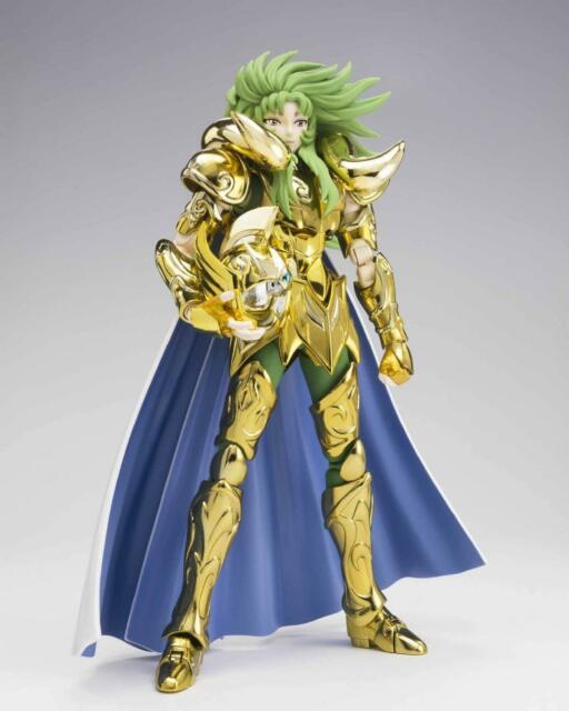 Action Figure Shion De Aries Armadura De Ouro God Cloth Myth EX Versão Guerra Sagrada Holy War Version: Os Cavaleiros do Zodíaco Saint Seiya - Bandai