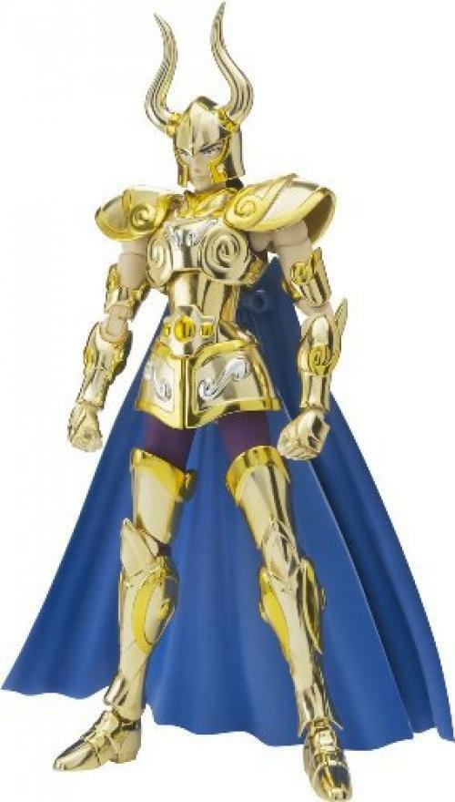 Action Figure Shura de Capricórnio (Capricorn Shura): Os Cavaleiros do Zodíaco(Saint Seiya) Cloth Myth EX - Boneco Colecionável - Bandai