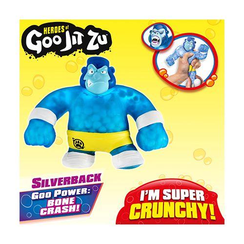 Action Figure Silverback: Heroes of Goo Jit Zu - Sunny