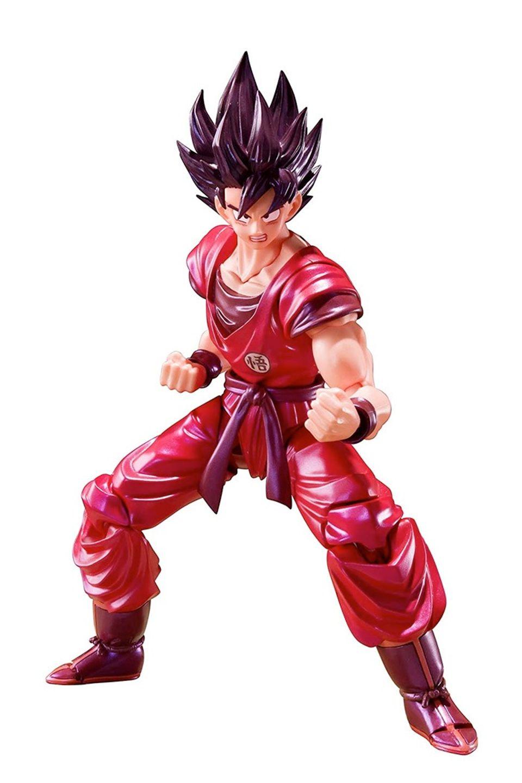 Action Figure Son Goku Kaioken: S.H.Figuarts Dragon Ball Z - Bandai