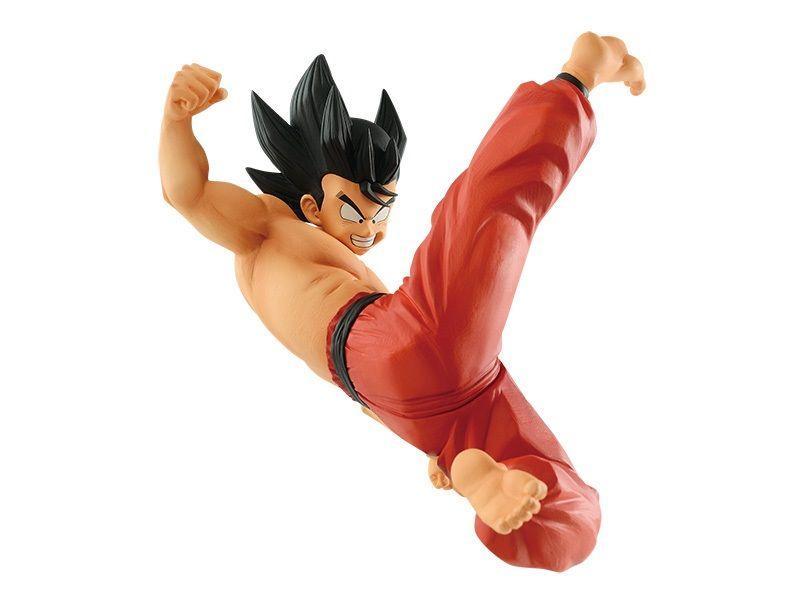 Action Figure Son Goku (Match Makers): Dragon Ball Z - Banpresto