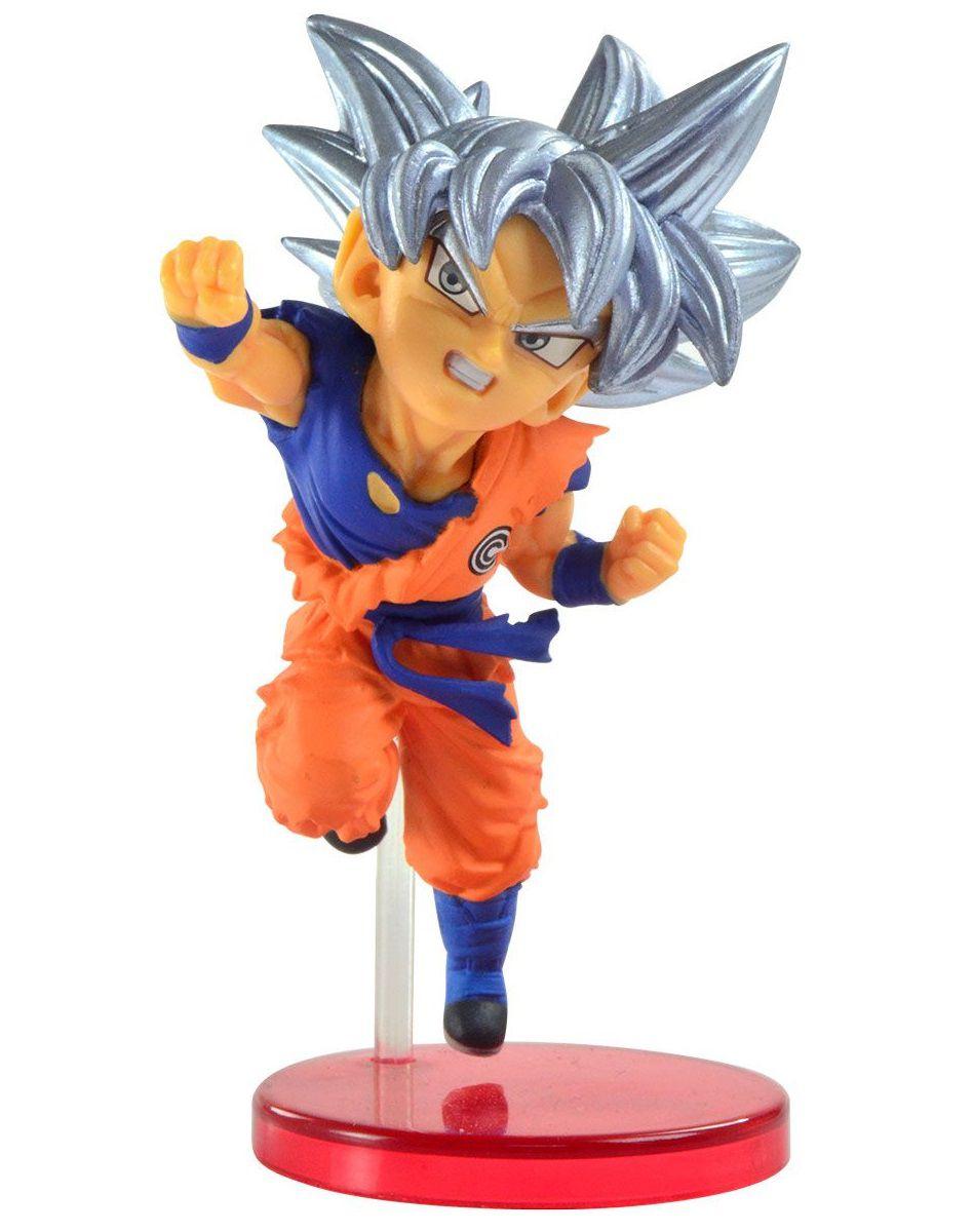 Action Figure Son Goku (Ultra Instinto): Dragon Ball WCF (Boneco Colecionável) - Banpresto