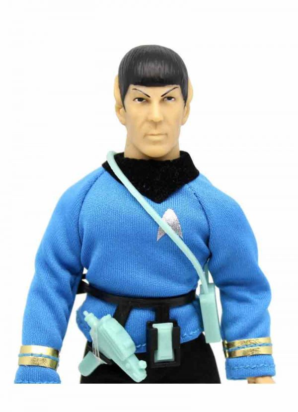 Action Figure Spock: Star Trek (The Original Series) Marty Abrams - Mego Corporation