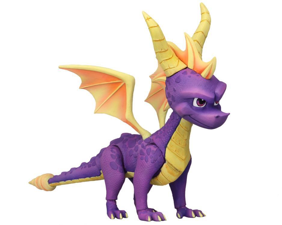 Action Figure Spyro: Spyro the Dragon (Boneco Colecionável) - Neca