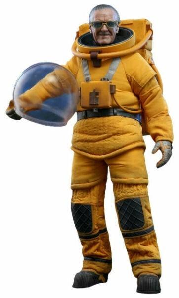 Action Figure Stan Lee: Guardiões da Galáxia Vol. 2(Guardians of the Galaxy Vol. 2) (MMS545)Escala 1/6- Legend Creation