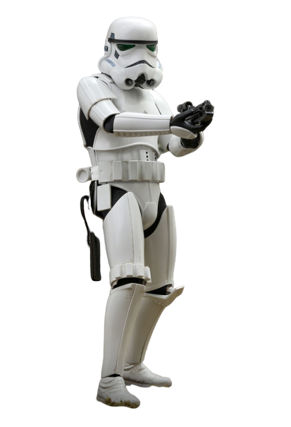 Action Figure Stormtrooper: Star Wars (Escala 1/6) MMS514 - Hot Toys
