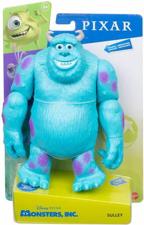 Action Figure Sulley: Monstro S.A - Mattel