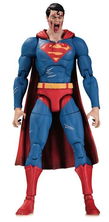 PRÉ VENDA: Action Figure Superman (DCeased) 7