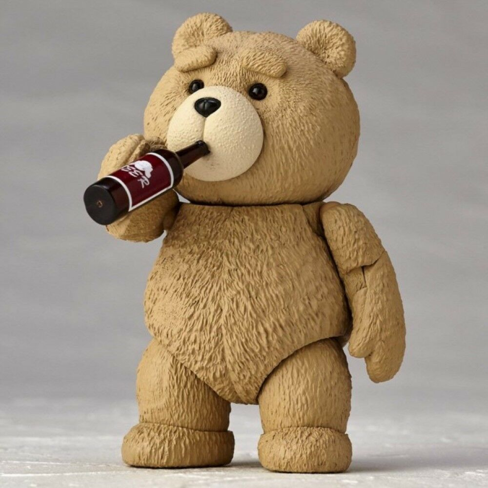 Action Figure Ted: Ted 2 (Revoltech) - Kaiyodo - EV