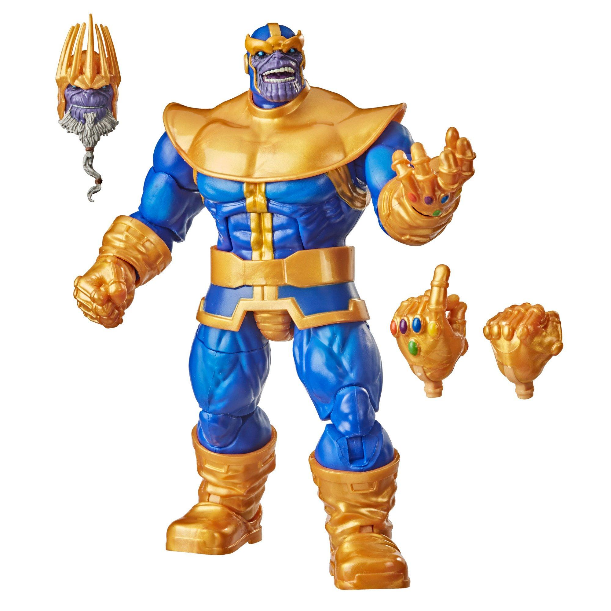 Action Figure Thanos: The Infinity Gauntlet Marvel Legends Series - Hasbro