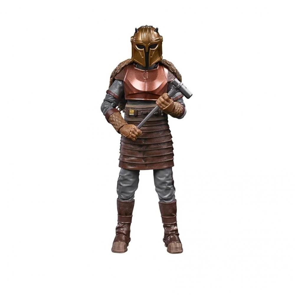 Action Figure The Armorer: Star Wars The Mandalorian - Hasbro