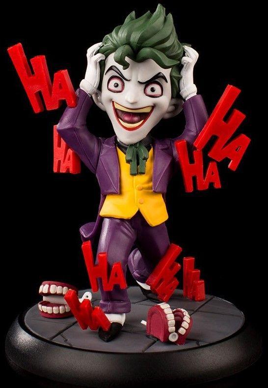 Estátua Coringa (The Killing Joker): Dc Comics (Q-Fig) - Quantum Mechanix