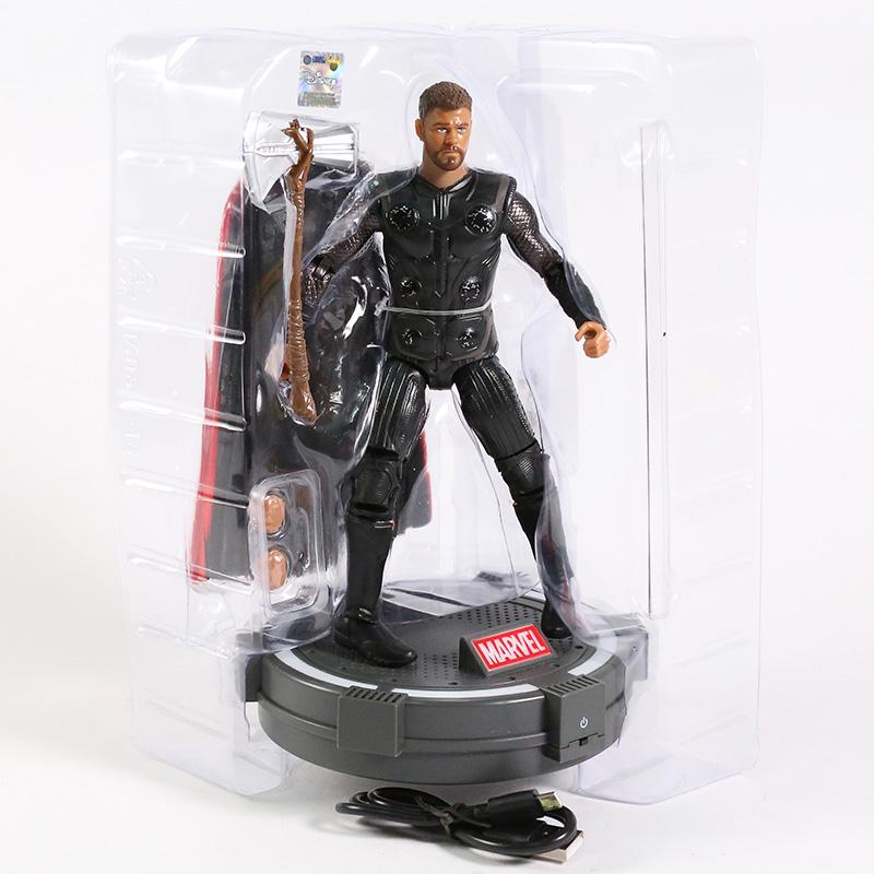 Action Figure Thor Mjolnir: Vingadores Ultimato Avengers End Game - MKP