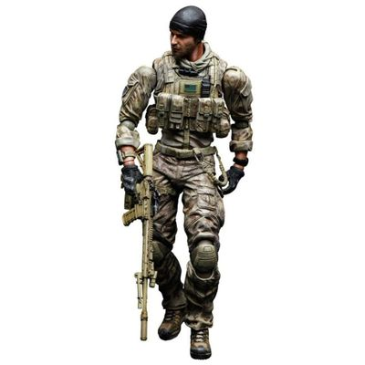 """Action Figure Tom """"Preacher"""" : Medal Of Honor Warfighter - Play Arts Kai"""
