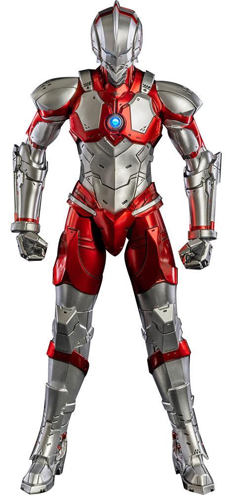 Action Figure Ultraman: Ultraman (Figure Anime Edition) Escala 1/6 - Threezero (Apenas Venda Online)