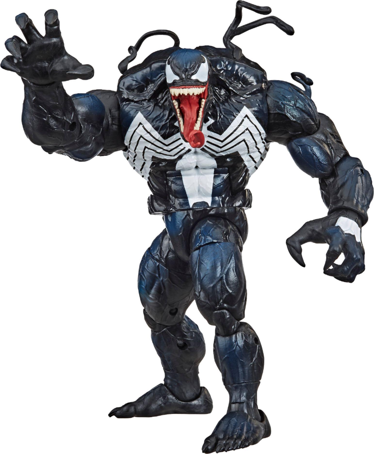 Action Figure Venom: Marvel Comics (Marvel Legends Series) Exclusivo - Hasbro