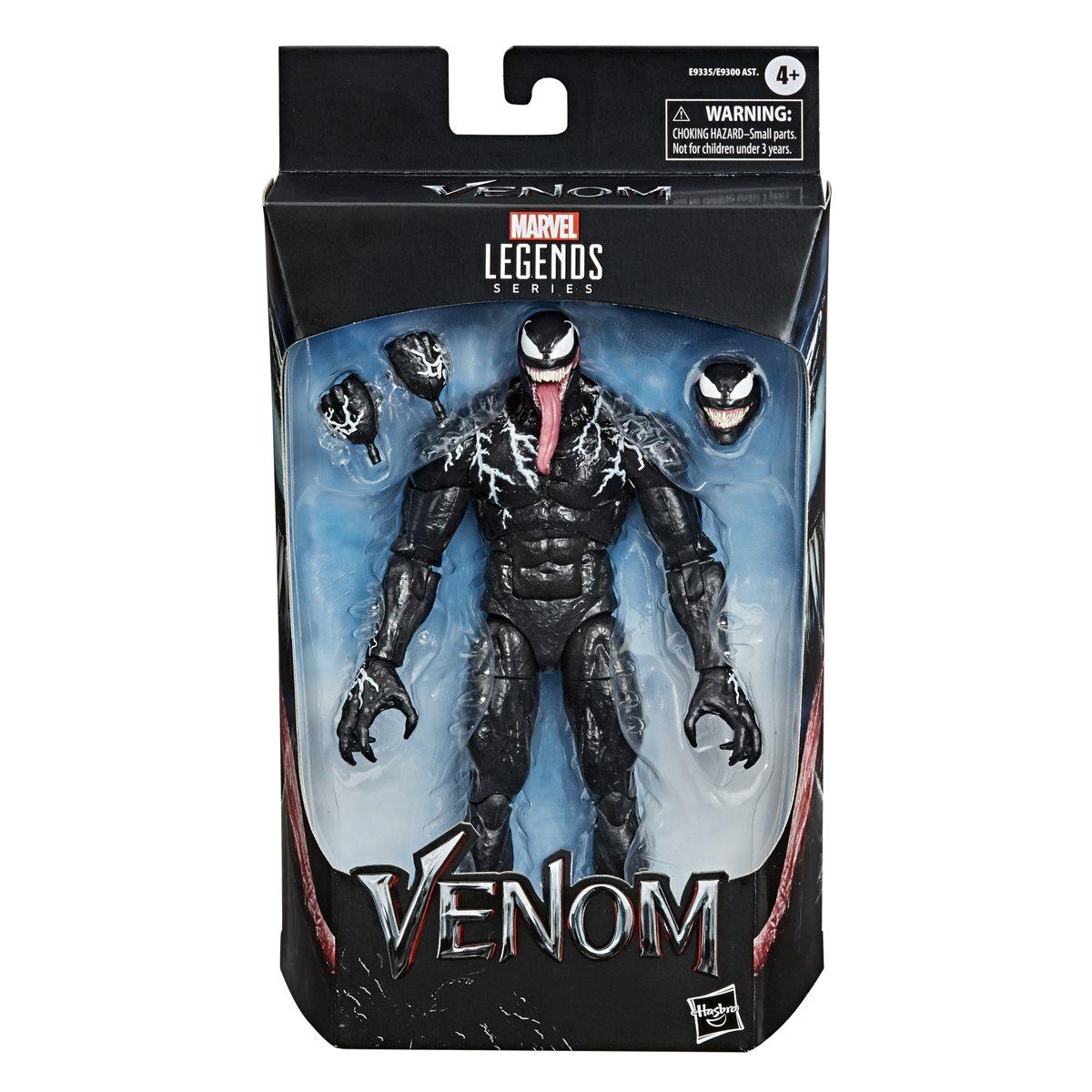 Action Figure Venom: Marvel Legends Series - Hasbro