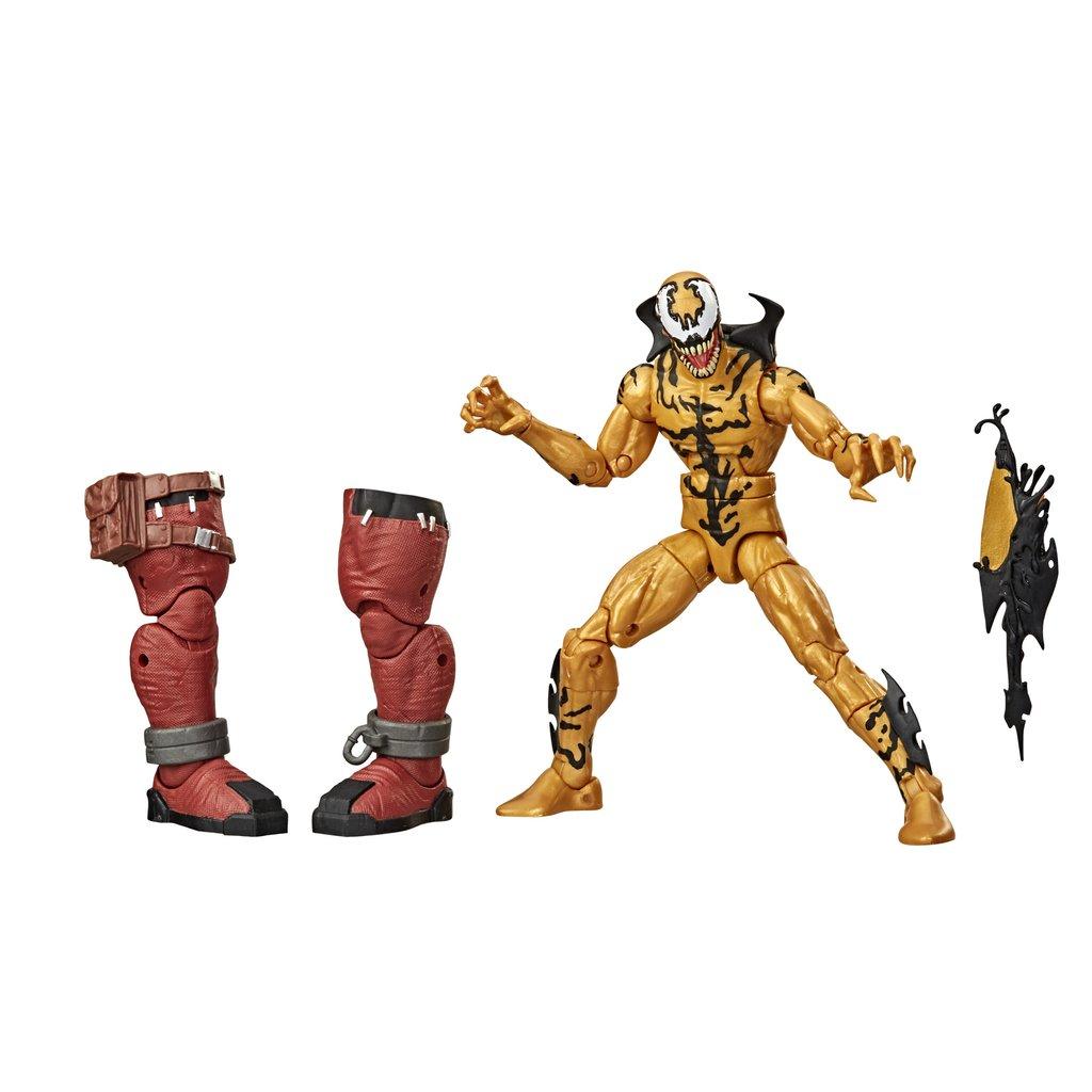 Action Figure Venom (Variante Phage): Marvel Legends Series - Hasbro