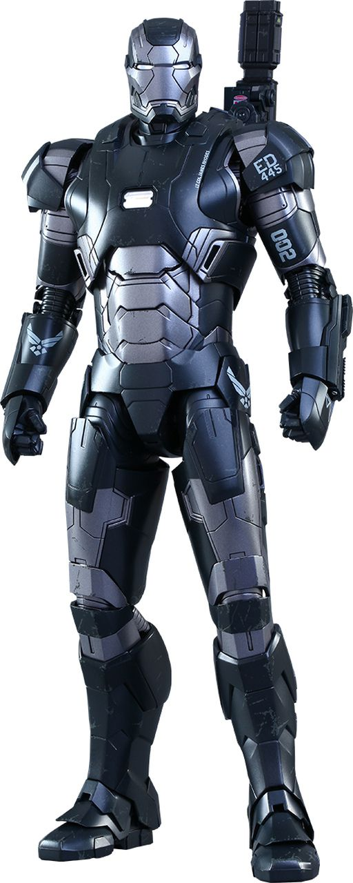 Action Figure War Machine Mark II (Diecast): Vingadores Era de Ultron (Avengers Age of Ultron) MMS290D10 (Escala 1/6) - Hot Toys - CDL